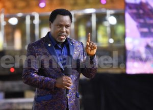 LET GO OFFENCE – TB JOSHUA