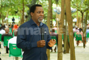 PROPHET T.B. JOSHUA: A TRANSITION SELF-FORETOLD IN PARABLES