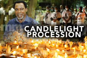 CELEBRATING THE LIFE AND LEGACY OF PROPHET T.B. JOSHUA (12 JUNE 1963 – 5 JUNE 2021): CANDLELIGHT PROCESSION